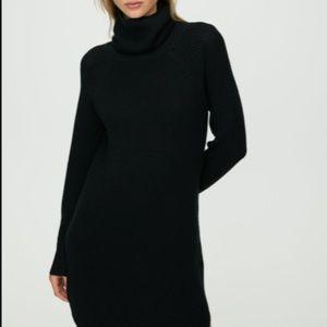 Wilfred Free Turtleneck Sweater Dress
